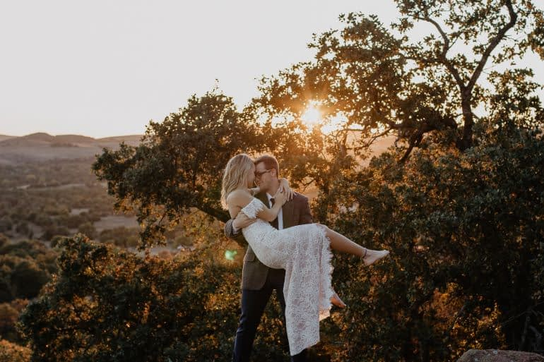 What is an eloping marriage